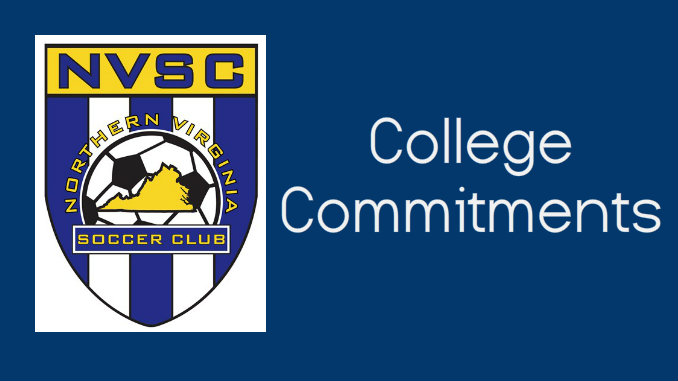 NVSC College Signings