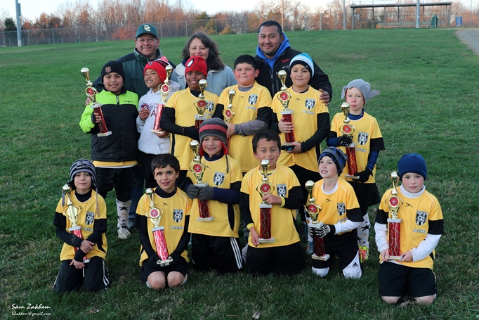 Fall 2015 Herndon All Star Tournament U10 Boys Champions