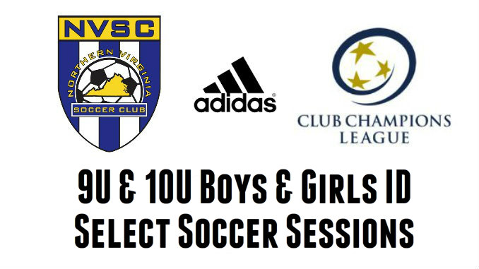 U09 & U10 ID Sessions Dates Announced for 2017 - 2018