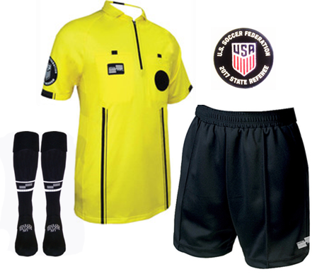 What is required for a Complete Referee Uniform   590a2db1a