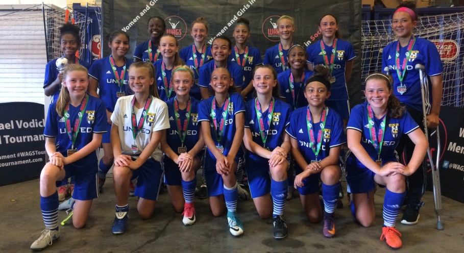 NVSC 04 Girls CCL WAGS Tournament Recap