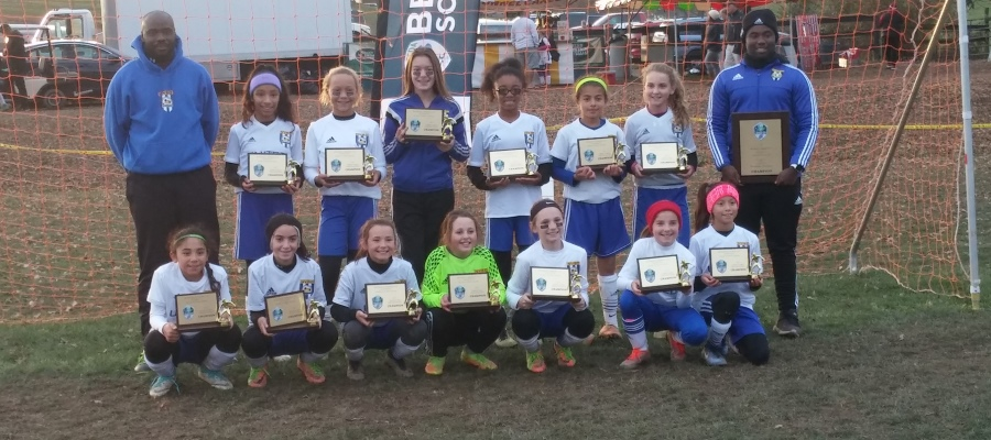 NVSC 06 Girls CCL TEAM CAPTURES BETHESDA PREMIER CUP CHAMPIONSHIP